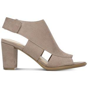 NWT Naturalizer Lucky Block Heel Sandals size 11